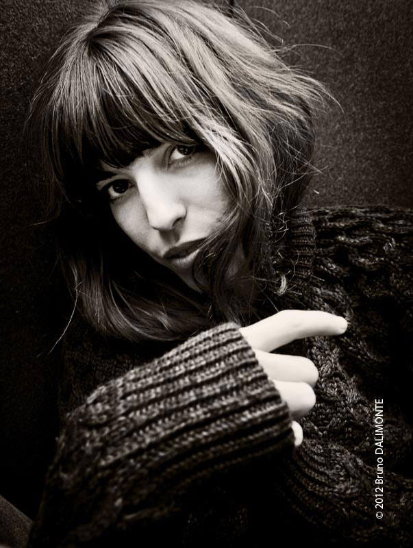 Copyrighted image of Lou Doillon