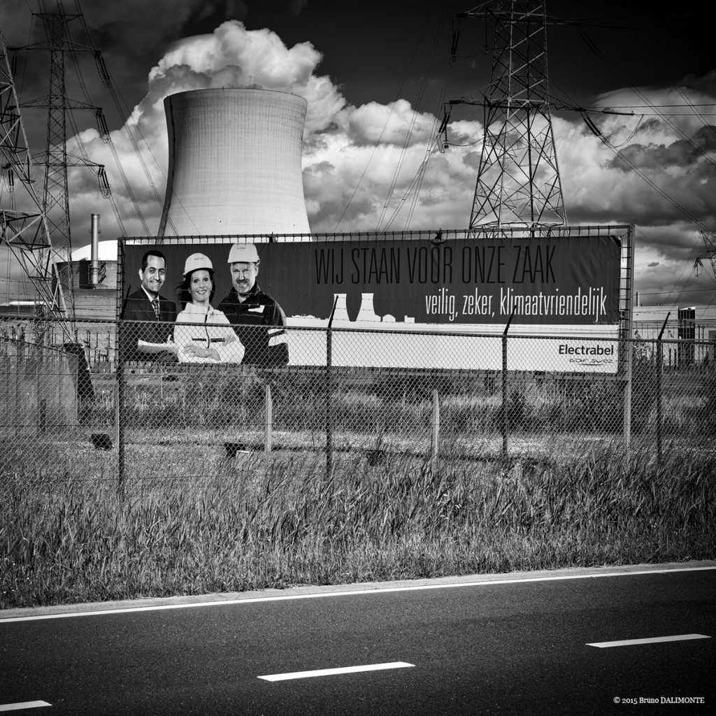 Doel nuclear plant 2015