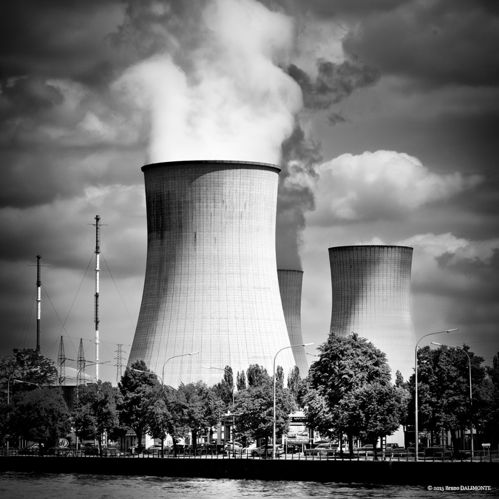 Tihange nuclear plant 2015