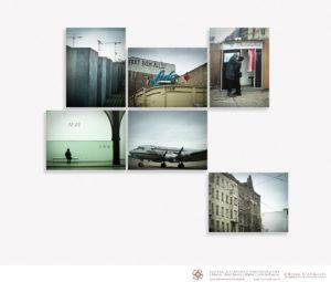 Berliner Lap polyptich Artwork