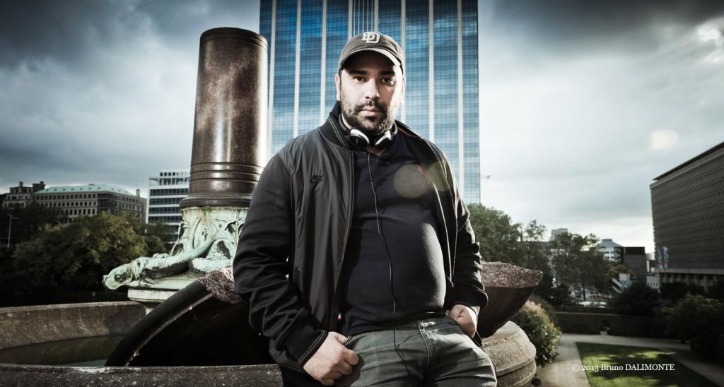 Copyrighted photograph of Nabil Ben Yadir, 2013