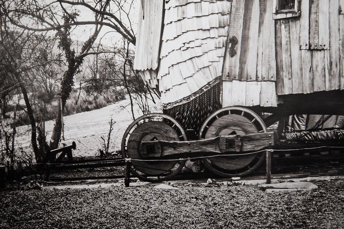 Detail de la photo Habité - Inhabited